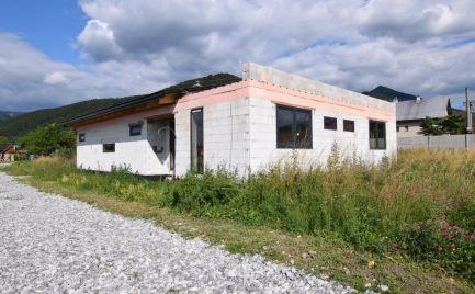 Novostavba rodinný dom Blatnica