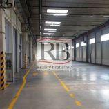 Na prenájom skladový objekt s administratívnou časťou v Ružinove, BAII