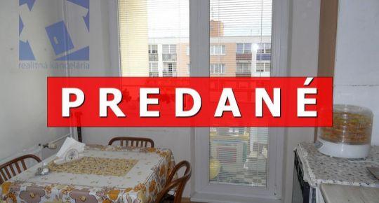 na predaj 3 izbový byt 70 m2 Prievidza Šulekova Zapotôčky 10032