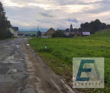 Exkluzívne, stavebný pozemok Ľubica, okres Kežmarok