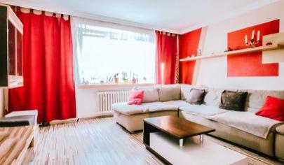 REZERVOVANÉ !!! 3 izbový byt na predaj v krásnom prostredí v Stupave