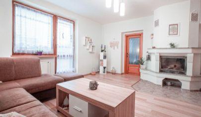 REZERVOVANÉ !!! 6 izbový rodinný dom na predaj v obci Jablonica, okr. Senica