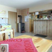 Reštaurácia, Vlčkovce, 984 m², Čiastočná rekonštrukcia