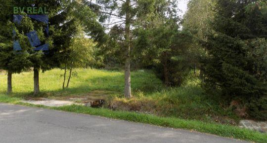 na predaj pozemok 531 m2 Kunešov okres Žiar nad Hronom