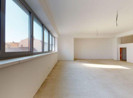Nový 3 izb. apartmán č.43/111 m2, balkón 11,3 m2/ Gallery Piešťany