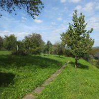 Záhrada, Lučenec, Pôvodný stav