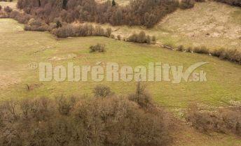 PREDAJ: Investičné pozemky v Laznej, 11 959 m2, Brezno