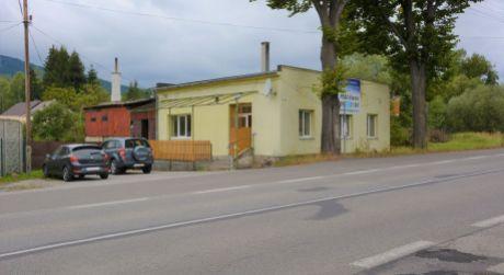 ZNÍŽENÁ CENA! Ponúkam na predaj polyfunkčnú budovu, 245 m2, Handlová, Nová Lehota