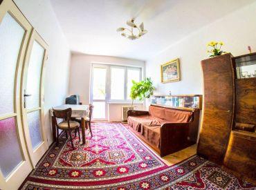 Na predaj 3-izbový byt + KK + 2 balkóny, 64 m², Trieda SNP, Banská Bystrica