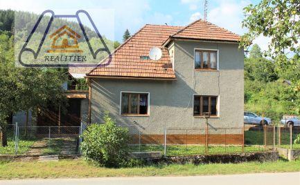 Exkluzívne predaj rodinného domu v obci Jasenica