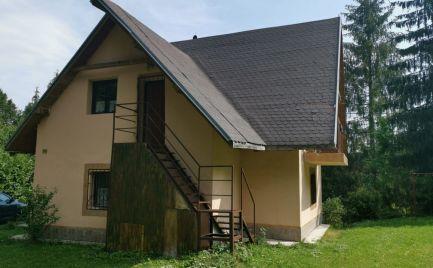 EXKLUZÍVNE –na predaj Rekreačný dom v krásnom prostredí