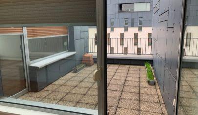 Predaj -  4 i mezonetový byt  s terasou a parkovaním v novostavbe pri Štrkovci BA- Ružinov, Drieňová ul