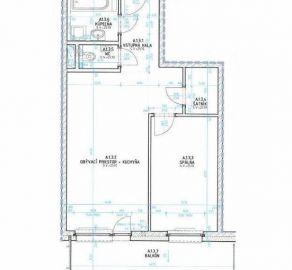 2 izb. byt, novostavba - Kramáre, ul. Vlárska,  dokončenie v štadnarde