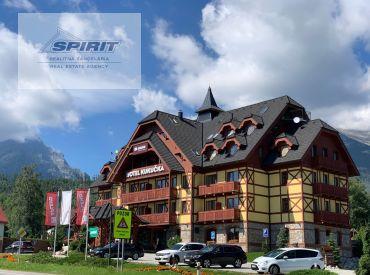 Exkluzívny 2 izbový apartmán – Vysoké Tatry, Tatranská Lomnica, Hotel Kukučka