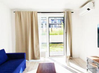 ELIMARK - PRENÁJOM , 2 izb BYT 50 m2 s TERASOU a 2x park.státie, Slnečnice - Petržalka