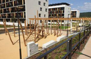 BORY Byt 2+kk, 62m2, veľká loggia, garáž, klimatizácia, Bratislava IV, 660,-e vrátane energí a parkovania