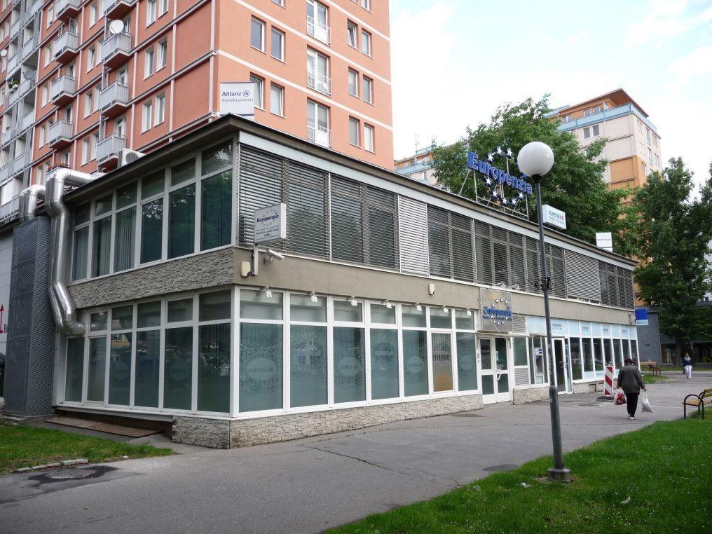 Obchodný objekt-Predaj-Bratislava - mestská časť Nové Mesto-1.00 €