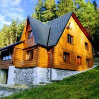 Chata, drevenica, zrub, Námestovo, 250 m², Kompletná rekonštrukcia
