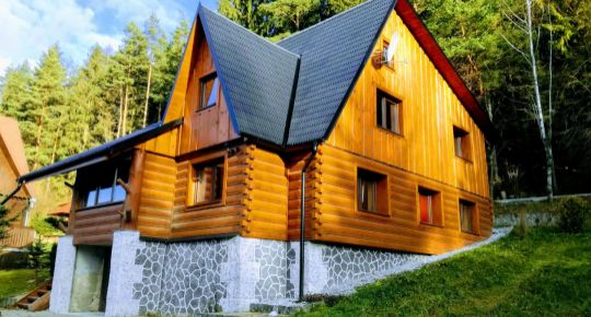 Predaj chata v Námestove s pozemkom