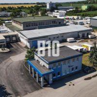 Sklad, Nové Mesto nad Váhom, 4205 m², Čiastočná rekonštrukcia