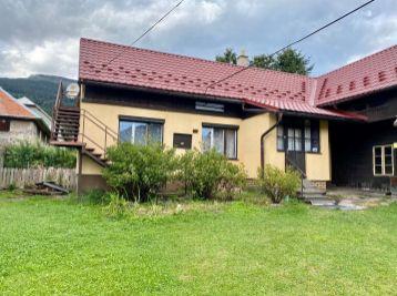 Chalupa/ menší rodinný dom v obci Telgárt