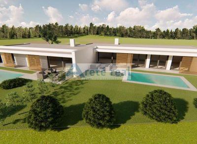 Areté real - Ponúka na predaj moderný nízkoenergetický 4 izbový rodinný dom v Senci