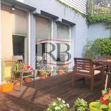 Na predaj atypický 2 izbový apartmán s terasou v lukratívnej lokalite na Kolibe, BAIII