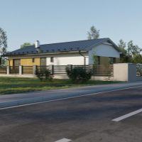 Rodinný dom, Kotešová, 105 m², Novostavba