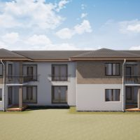 4 izbový byt, Bytča, 100 m², Novostavba