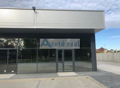 Areté real, Prenájom 161,2 m2 prevádzkového priestoru vo Voderadoch