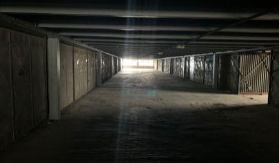 Garážový box vo veľkogarážach na Hlinách