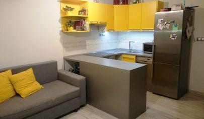 Na predaj 3-izbový byt v Komárne - širšie centrum