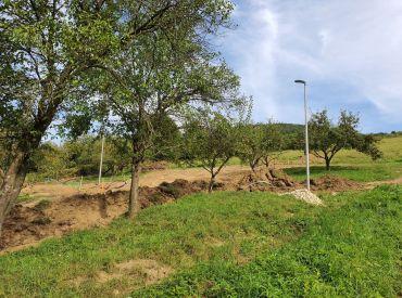 Stara Lehota - Pozemok na výstavbu rekreačnej chaty