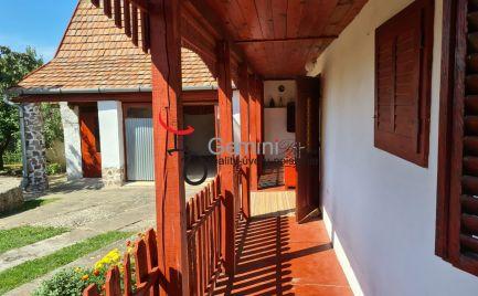 GEMINIBROKER Vám ponúka rodinný dom vhodný na chalupu vo výbornom stave v obci Fony
