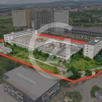 Výrobné, Košice-Nad jazerom, 25916 m², Pôvodný stav