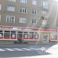 Obchodné centrum, Banská Bystrica, 454 m², Kompletná rekonštrukcia