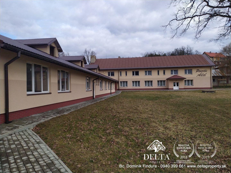 Hotel-Predaj-Šarišský Štiavnik-520000.00 €