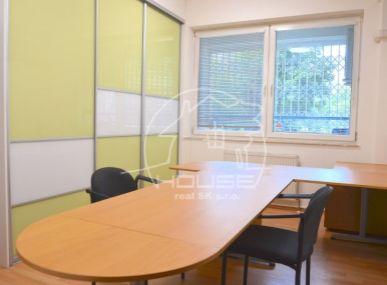 PRENÁJOM: kancelársky/nebytový priestor, 48m2, Račianske mýto, Bratislava Rača