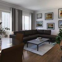 2 izbový byt, Holíč, 64 m², Vo výstavbe
