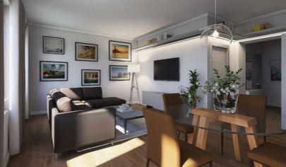 Úplne nový dvojizbový byt s klimatizáciou, Holíč