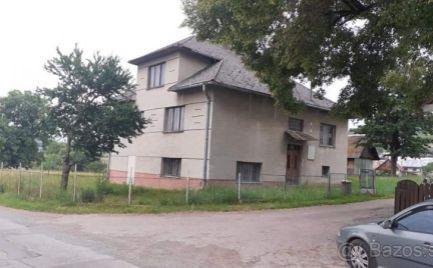 Predaj rodinného domu - Krivec