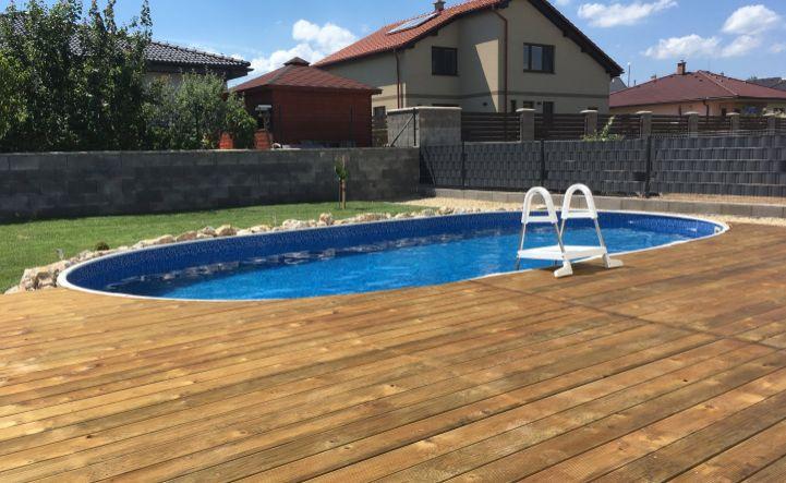 Moderný, priestranný 5 izbový rodiný dom s bazénom