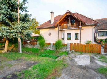 Predaj veľkého rodinneho domu aj predajňou občerstvenia v Brhlovciach N088-12-MIK