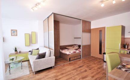 PRENÁJOM - výborný 1,5i byt v projekte Jégeho Alej, BA II.