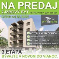 2 izbový byt, Podbrezová, 1 m², Novostavba