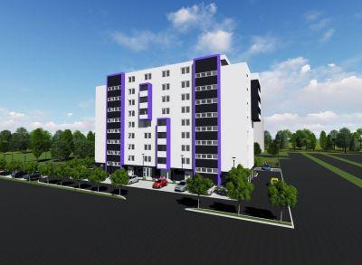 PREDPREDAJ  1 izbových  bytov - NOVOSTAVBA   na Zvončekovej ulici