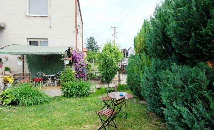 Rodinný dom na výbornom rožnom pozemku priamo v obci Ivanka pri Dunaji