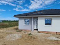 REALFINANC - 100 % aktuálny ! 4 izbový Rodinný Dom, Novostavba, zastavaná plocha 117 m2, pozemok 500 m2, Jaslovské Bohunice !