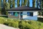 Novostavba - 4-izbový rodinný dom na predaj na 5,5 á pozemku v Dunajskej strede!!!! Cena:135.000€
