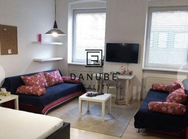 Prenájom 1-izbový byt v Bratislave-Starom meste na Rajskej ulici.